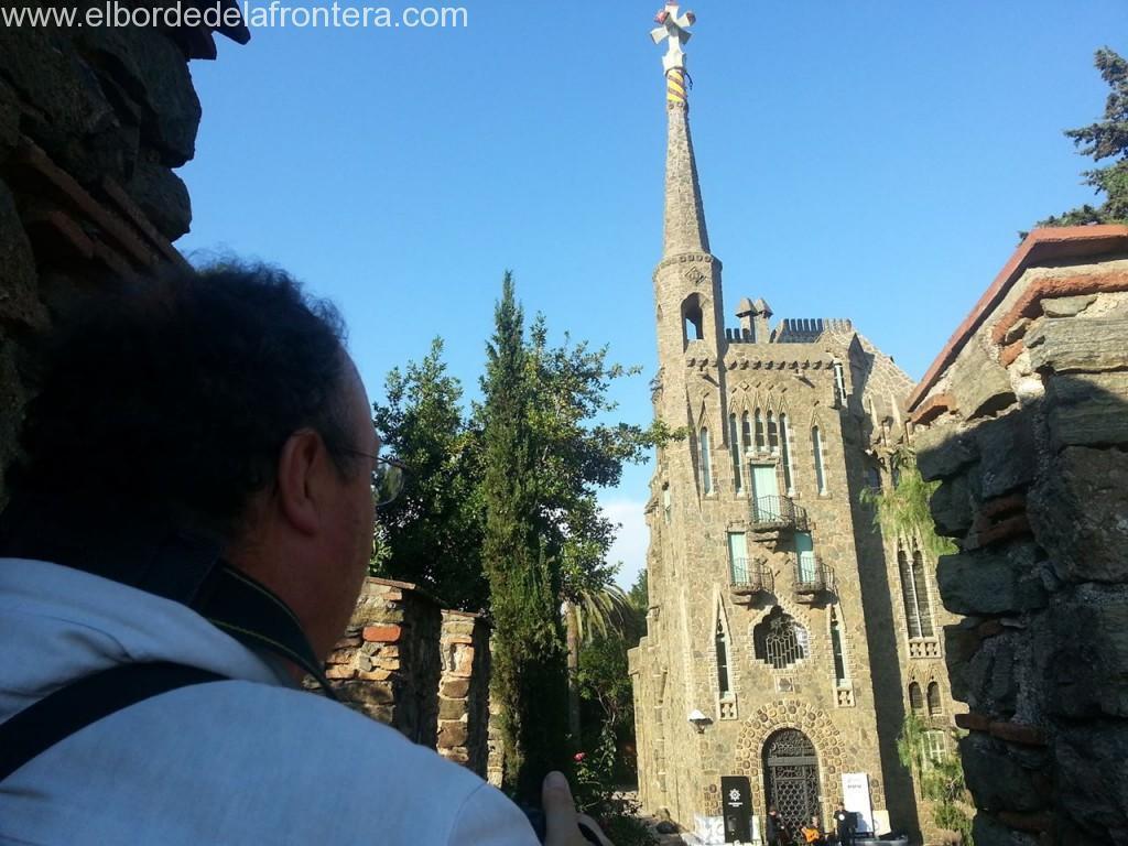 Torre Bellesguard y sus 33 pináculos
