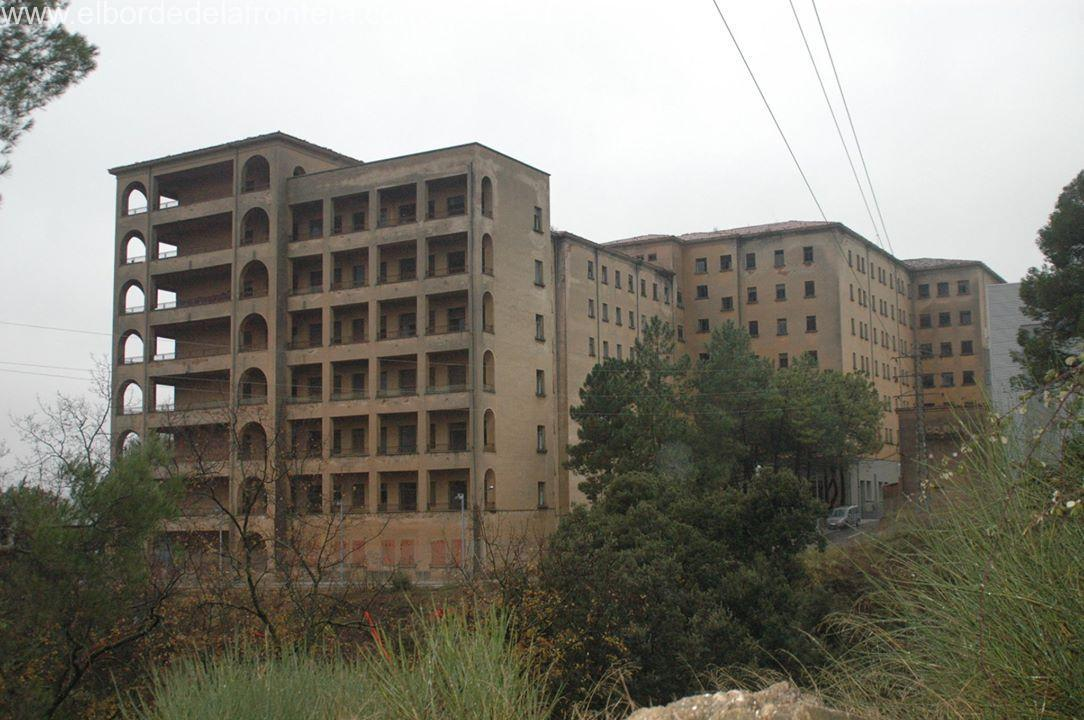 Hospital del Tórax | El Borde de la Frontera